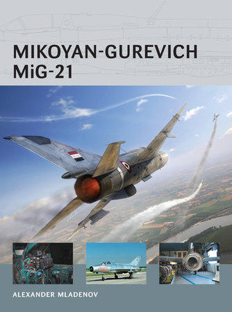 Mikoyan-Gurevich MiG-21 by