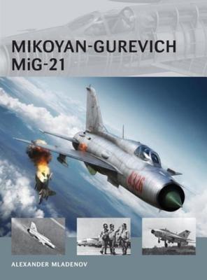 Mikoyan-Gurevich MiG-21 by Alexander Miladenov