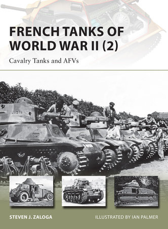 French Tanks of World War II (2) by