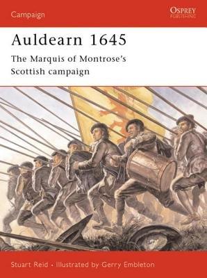 Auldearn 1645 by