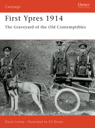 First Ypres 1914 by David Lomas