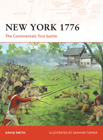 New York 1776 by