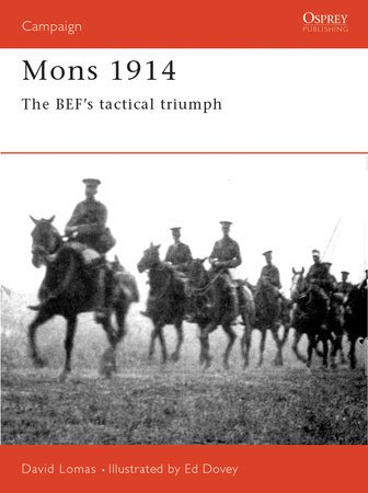 Mons 1914 by