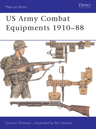 US Army Combat Equipments 1910-88 by