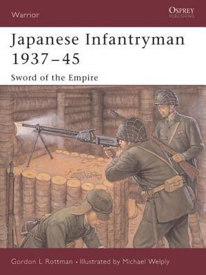 Japanese Infantryman 1937-45