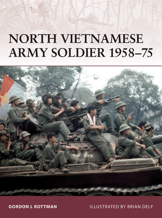 North Vietnamese Army Soldier 1958-75