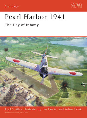 Pearl Harbor 1941 by Carl Smith