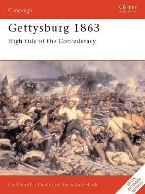 Gettysburg 1863 by Carl Smith