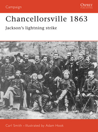 Chancellorsville 1863 by Carl Smith