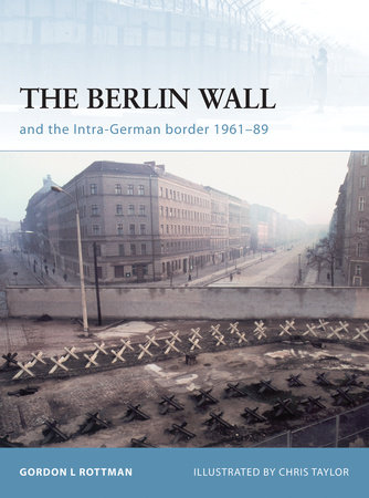 The Berlin Wall by
