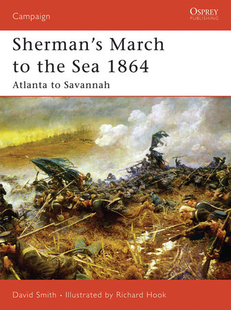 Sherman's March to the Sea 1864 by