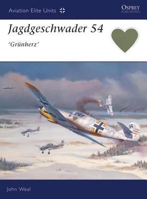 Jagdgeschwader 54 'Grünherz' by John Weal