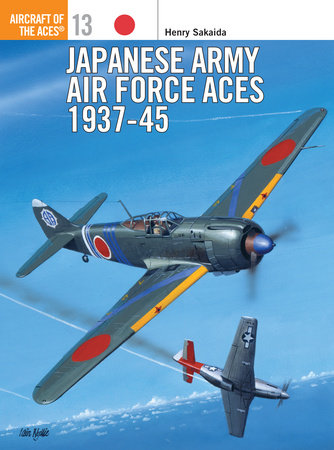 Japanese Army Air Force Aces 1937-45 by