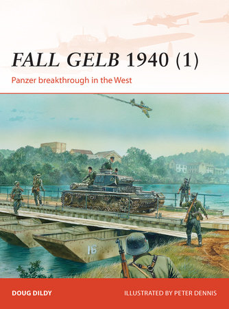 Fall Gelb 1940 (1) by Doug Dildy