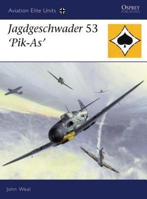 Jagdgeschwader 53 'Pik-As' by
