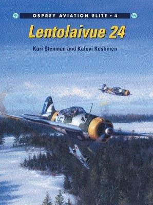 Lentolaivue 24 by Kari Stenman