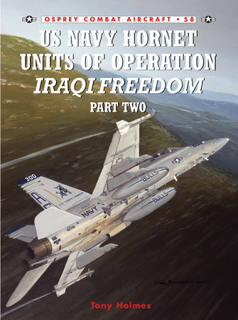 US Navy Hornet Units of Operation Iraqi Freedom (Part Two) by Tony Holmes