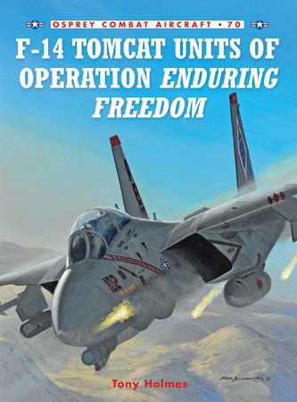 F-14 Tomcat Units of Operation Enduring Freedom by