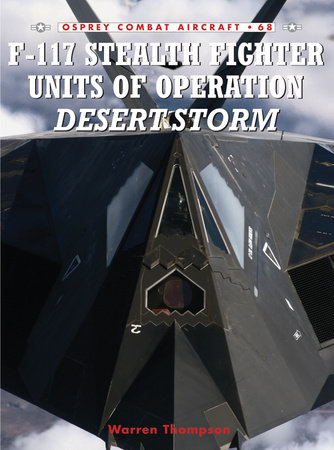 F-117 Stealth Fighter Units of Operation Desert Storm by Warren Thompson