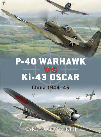 P-40 Warhawk vs Ki-43 Oscar by