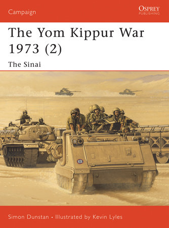 The Yom Kippur War 1973 (2) by