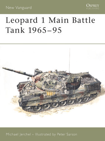 Leopard 1 Main Battle Tank 1965-95 by