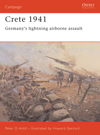 Crete 1941 by Peter Antill