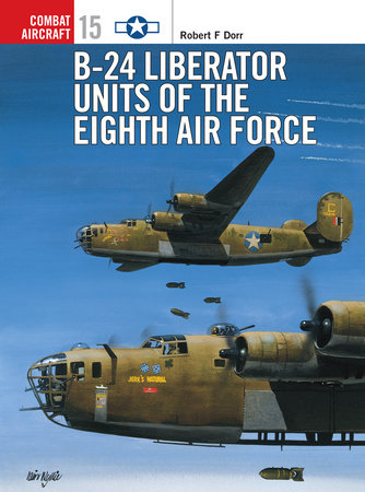 B-24 Liberator Units of the Eighth Air Force by