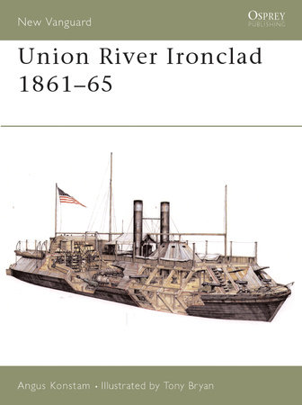Union River Ironclad 1861-65 by