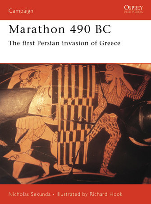 Marathon 490 BC by Nicholas Sekunda