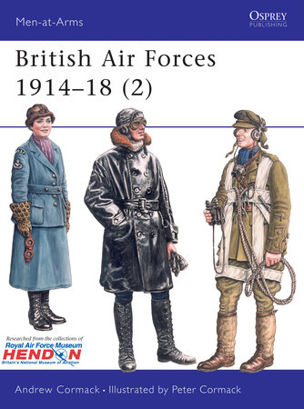 British Air Forces 1914-18 (2) by