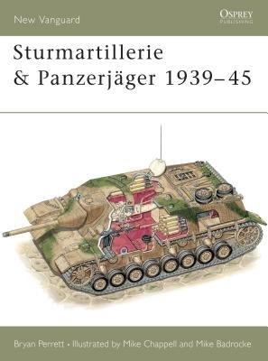 Sturmartillerie & Panzerjäger 1939-45 by