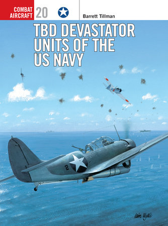 TBD Devastator Units of the US Navy by