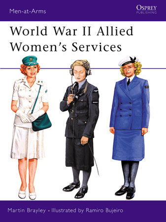 World War II Allied Women's Services by