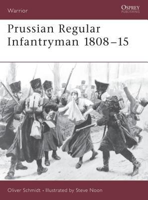 Prussian Regular Infantryman 1808-15 by Oliver Schmidt