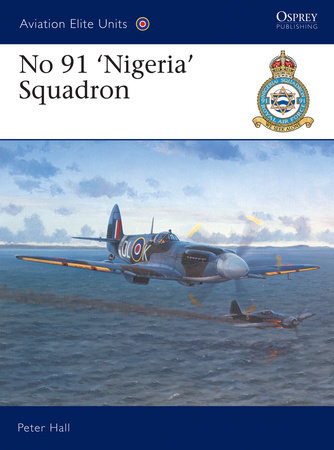 No 91 'Nigeria' Sqn by Peter Hall