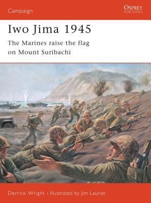 Iwo Jima 1945 by