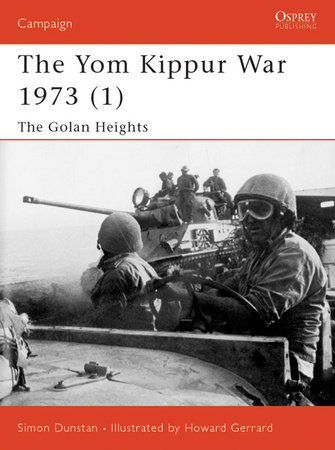The Yom Kippur War 1973 (1) by