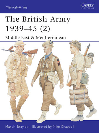 The British Army 1939-45 (2) by
