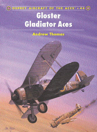 Gloster Gladiator Aces by