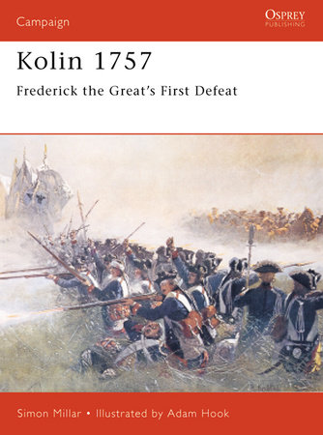 Kolin 1757 by Simon Millar