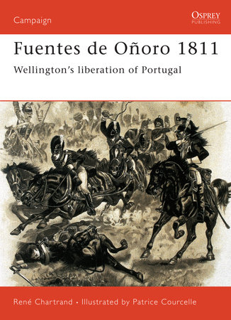 Fuentes de Oñoro 1811 by Rene Chartrand