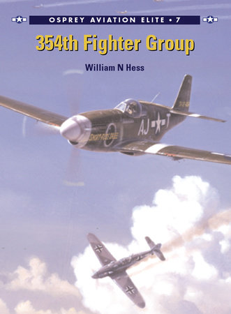 354th Fighter Group by William Hess