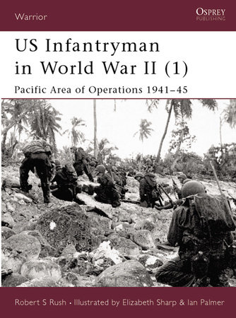 US Infantryman in World War II (1) by