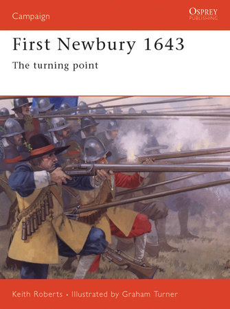 First Newbury 1643 by Keith Roberts