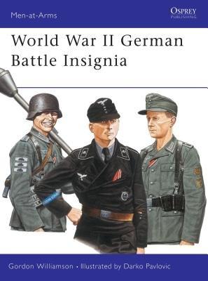 World War II German Battle Insignia by