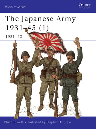 The Japanese Army 1931-45 (1) by