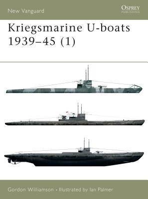 Kriegsmarine U-boats 1939-45 (1) by