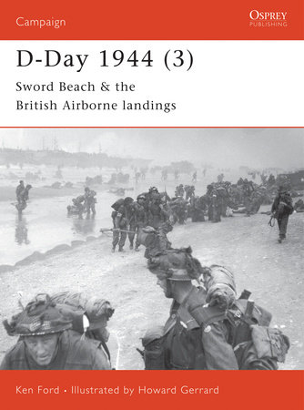 D-Day 1944 (3) by Ken Ford