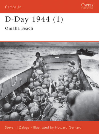 D-Day 1944 (1) by Steven Zaloga